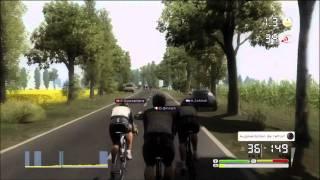 Tour de france 2011 / 1e Etape ! :) [Ps3] Vidéo commentée Fr ! HD