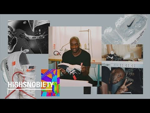 Here's How the Value of Virgil Abloh x Nike Sneakers Has Changed Over Time