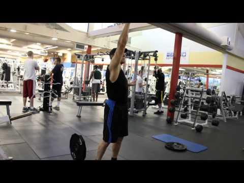Dr Rons Hardcore Core Training Plate Lift