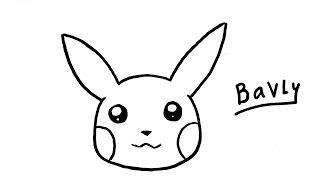 تعليم الرسم للاطفال | رسم بوكيمون خطوة بخطوة للمبتدئين