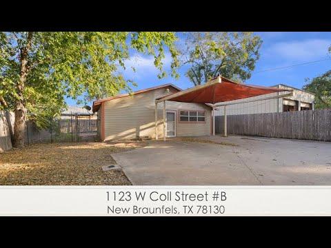 1123 B West Coll St - 1