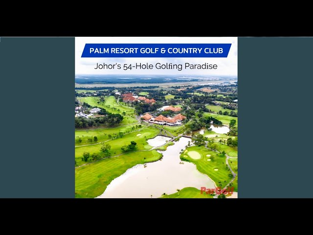 Play Malaysia Golf -- Palm Resort Golf & Country Club