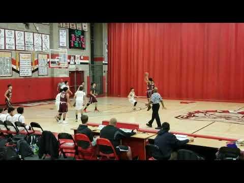 (JV Basketball) West Covina Bulldogs vs Northview Vikings