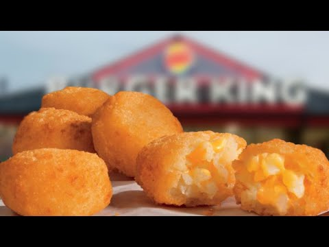 Burger King Cheesy Tots - Food Review thumbnail