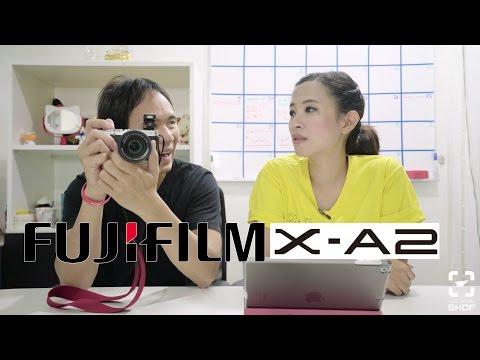 Tip ถ่ายรูป134 รีวิว Fuji X A2 Review