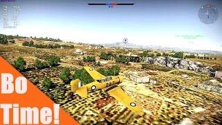 War Thunder - Wirraways Over Malta