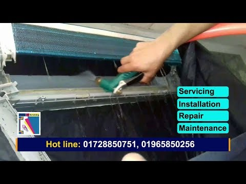 Dhaka Best AC Servicing