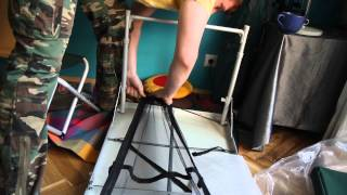 Набор складной мебели для кемпинга Greenell «FTFS-1» | 7990руб. ($137)(, 2014-04-03T07:15:35.000Z)