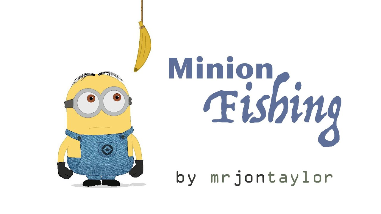 Minion fishing mini movie toon boom harmony youtube for Where to buy fishing license near me