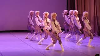 ART DANCE PRESTIGE - МЕНУЕТИ (постановник/керівник Сушилін Олександр)