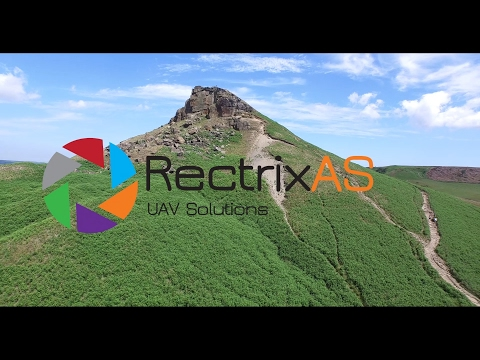 RectrixAS UAV Service Overview