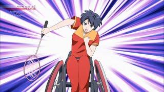 Anime x Para Badminton [Featuring Kouji Seo] - Animation x Paralympic