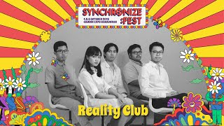 Reality Club Live at Synchronize Fest 2019