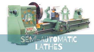 ABL India-Heavy Turning Lathe Machine