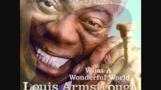 What A Wonderful World - Louis Armstrong (1968)