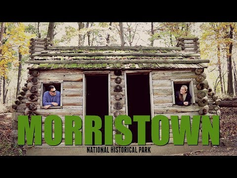 Morristown National Historical Park - Washington's Headquarters (Vlog)