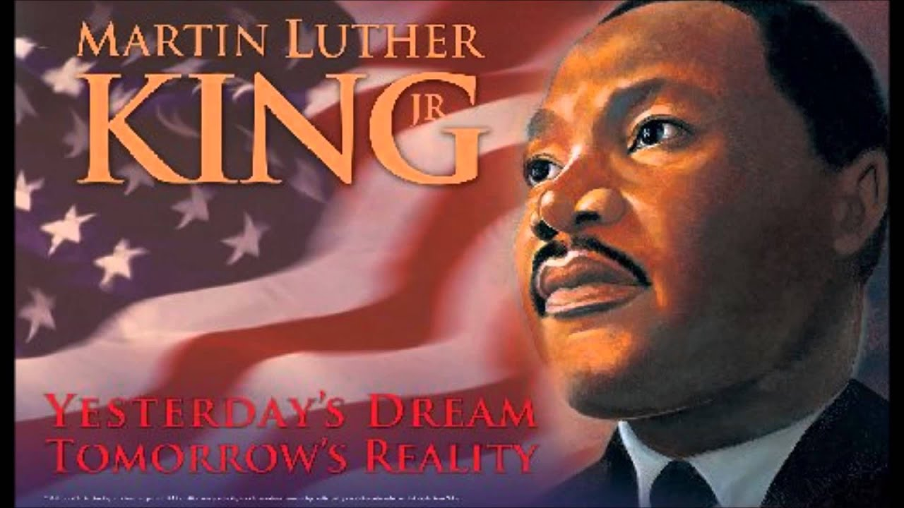 Happy Birthday Martin Luther King Jr Youtube