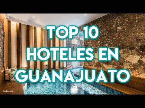 Top 10 Hoteles en la Ciudad de Guanajuato