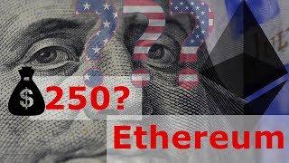 Ethereum $250 путь почти открыт? Выборы Президента США 2016: Золото и Биткоин