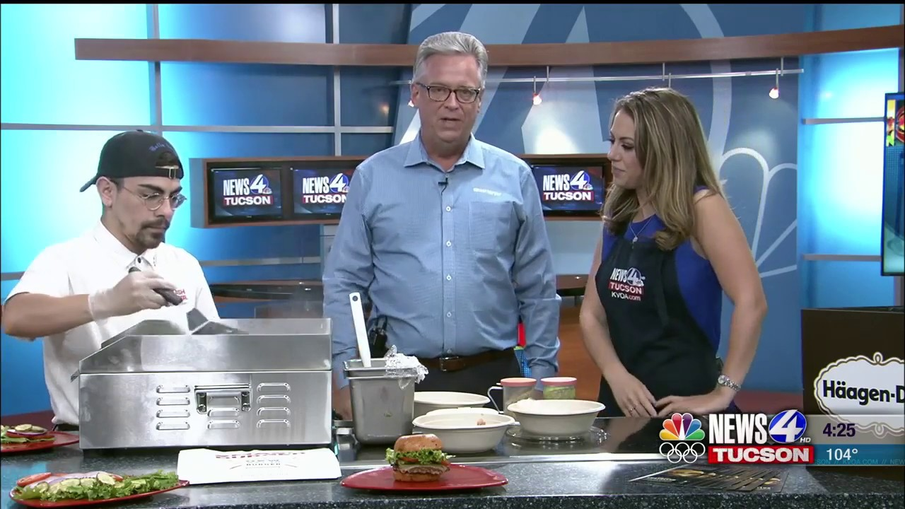 News 4 Tucson >> News 4 Tucson Cooks Double Classic Smashburger And Grilled Chicken Avocado Club