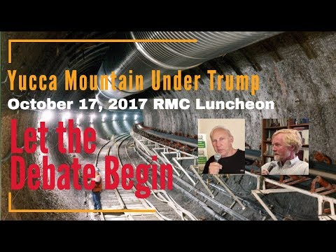 Yucca Mountain Facts