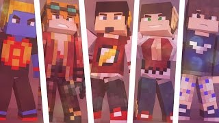 Minecraft: Time de 5 Pessoas - SKY WARS EGGS ‹ AM3NlC ›