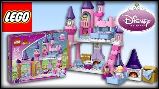♥ Lego Disney Princess Cinderella's Castle 6154 Unboxing (lego Toys For Girls)