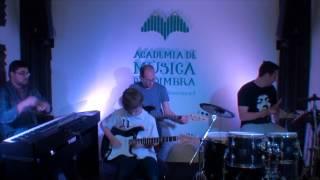 Samuel Machado Guitarra Eléctrica Prof João Francisco Parisienne Walkways Erry Moore Acomp João F