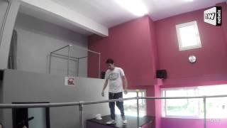 Jeremy DAZ parkour στο netwix.gr