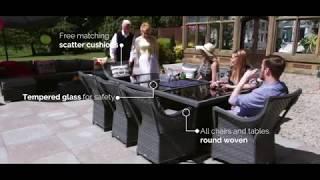 Furniture Maxi - Rattan Garden Furniture