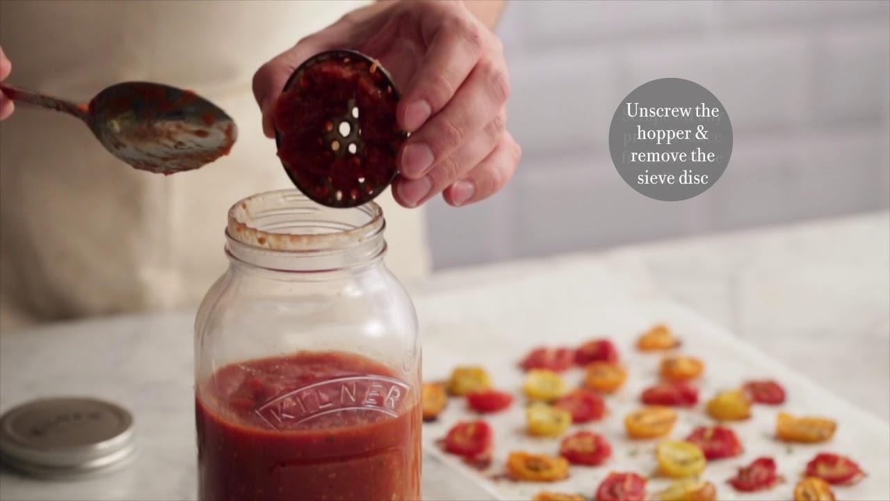 Kilner® Sauce Press Set