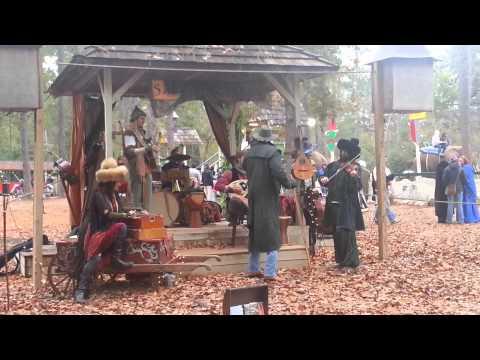 Wine & Alchemy band at Renaissance Fest