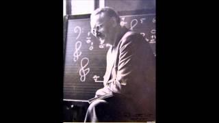 """Hermann Scherchen """"Concerto grosso op 6 No 11"""" Händel"""