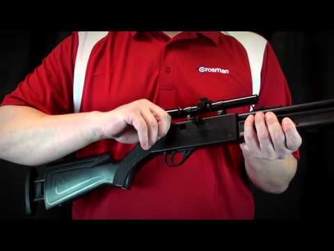Crosman Recruit Pump Air Rifle