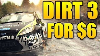 DIRT 3 FOR $6 HUMBLE BUNDLE! (Dirt 3 Review) Should You Buy?