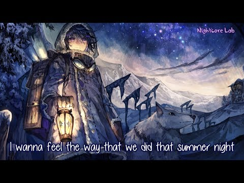 Nightcore - Wolves (male version)