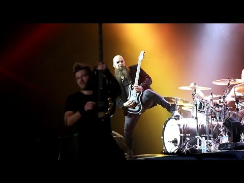 Three Days Grace - Animal I Have Become (live in Minsk, 28-01-16)