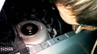 Скрип опоры передней стойки VECTRA C Z22SE 2006
