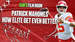 Patrick Mahomes - How the ELITE Can Get Even BETTER | Film Room