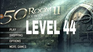 Can You Escape The 100 room 11 level 44 Walkthrough