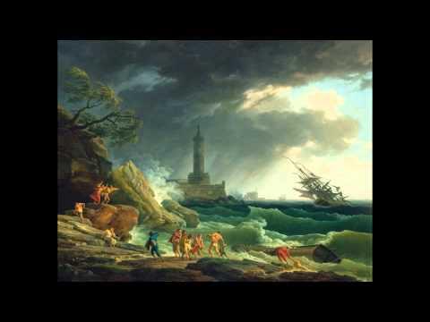 A Storm on a Mediterranean Coast - Smart History Project