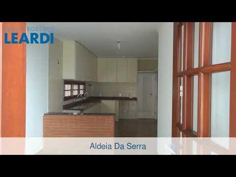 Casa - Aldeia Da Serra - Santana De Parnaíba - SP - Ref: 516812