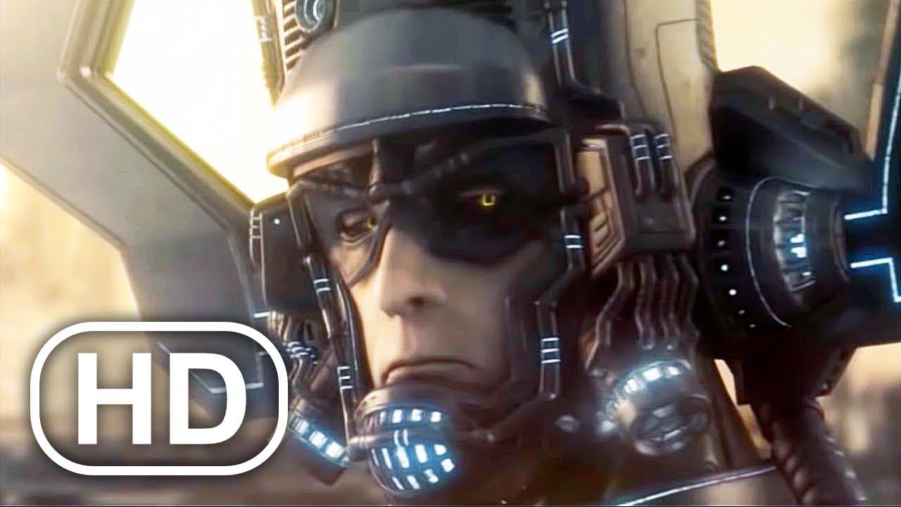 Download GALACTUS Destroys Avengers Planet Scene 4K ULTRA HD - Marvel Ultimate Alliance Cinematic