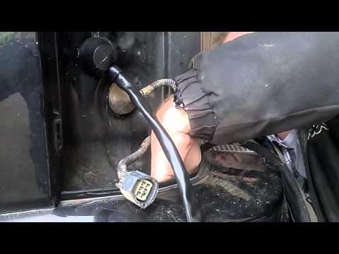 2008 Jeep Cherokee KK - Anhängerkupplung montieren und Strom ...