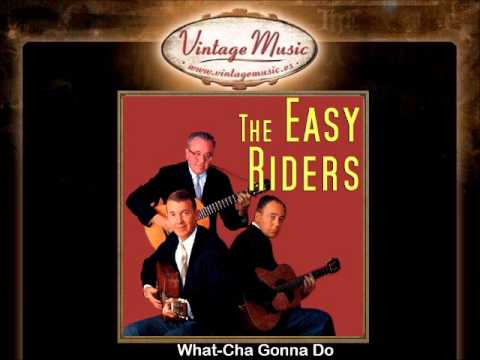 THE EASY RIDERS CD Vintage Folk. Marianne , What-Cha Gonna Do , Champagne