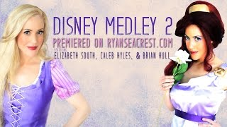 17 Disney Medley 2 - (Princesses, Frozen, Let It Go & more) Elizabeth South, Caleb Hyles, Brian Hull