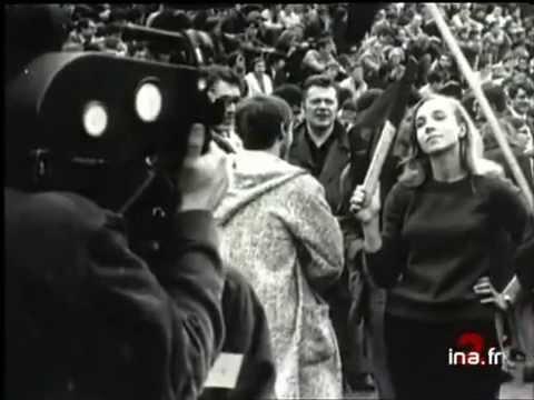 Mai 68 et la radio - archive vidéo INA