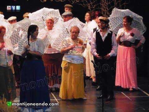 Antología de Coros y Zarzuela, 28 junio de 2014. Teatro Municipal de Montijo