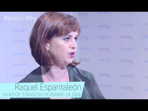 Hablamos con Raquel Espantaleón (DDB) en El Sol