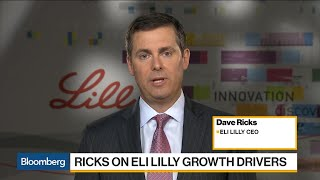Eli Lilly CEO Reiterates 5% Revenue Growth Target